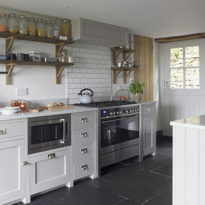 8 Modern Cottage Kitchens For Every Decorating Taste
