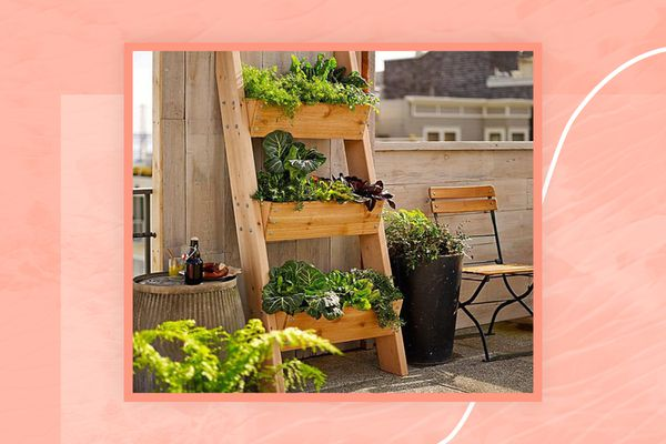 This vertical garden is on sale during Etsy's Outdoor Sales Event