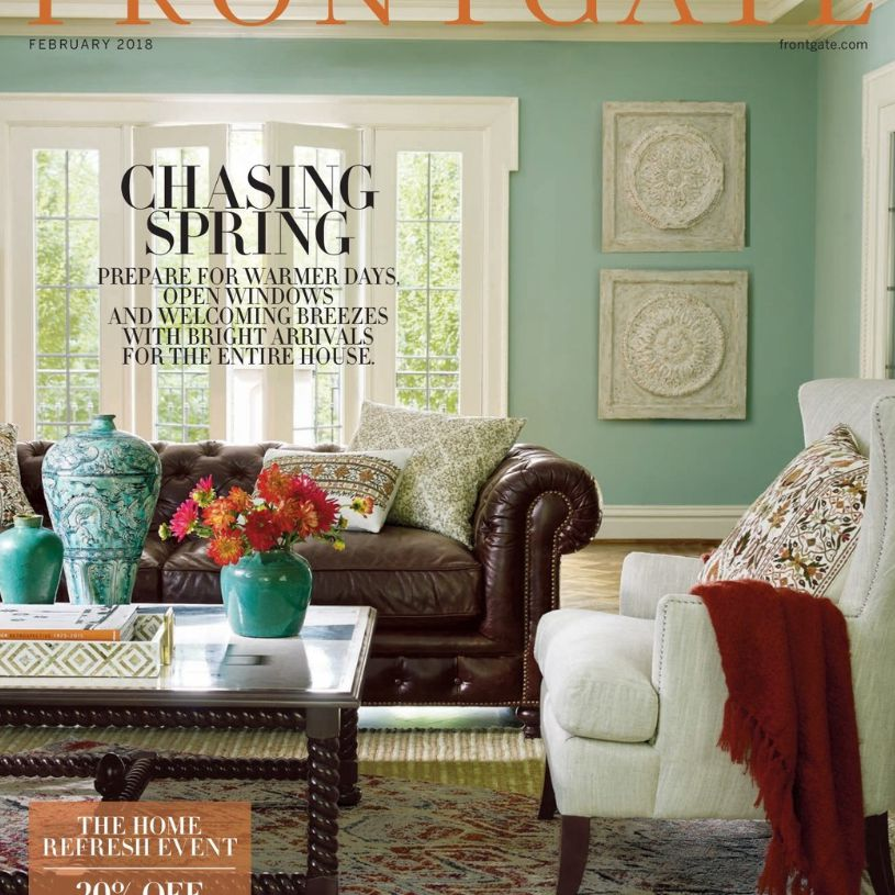 Frontgate Home Decor: 29 Free Home Decor Catalogs You Can Get In The Mail