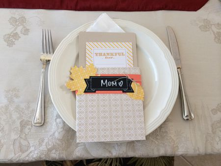 Thanksgiving Decor Ideas For The Kid S Table