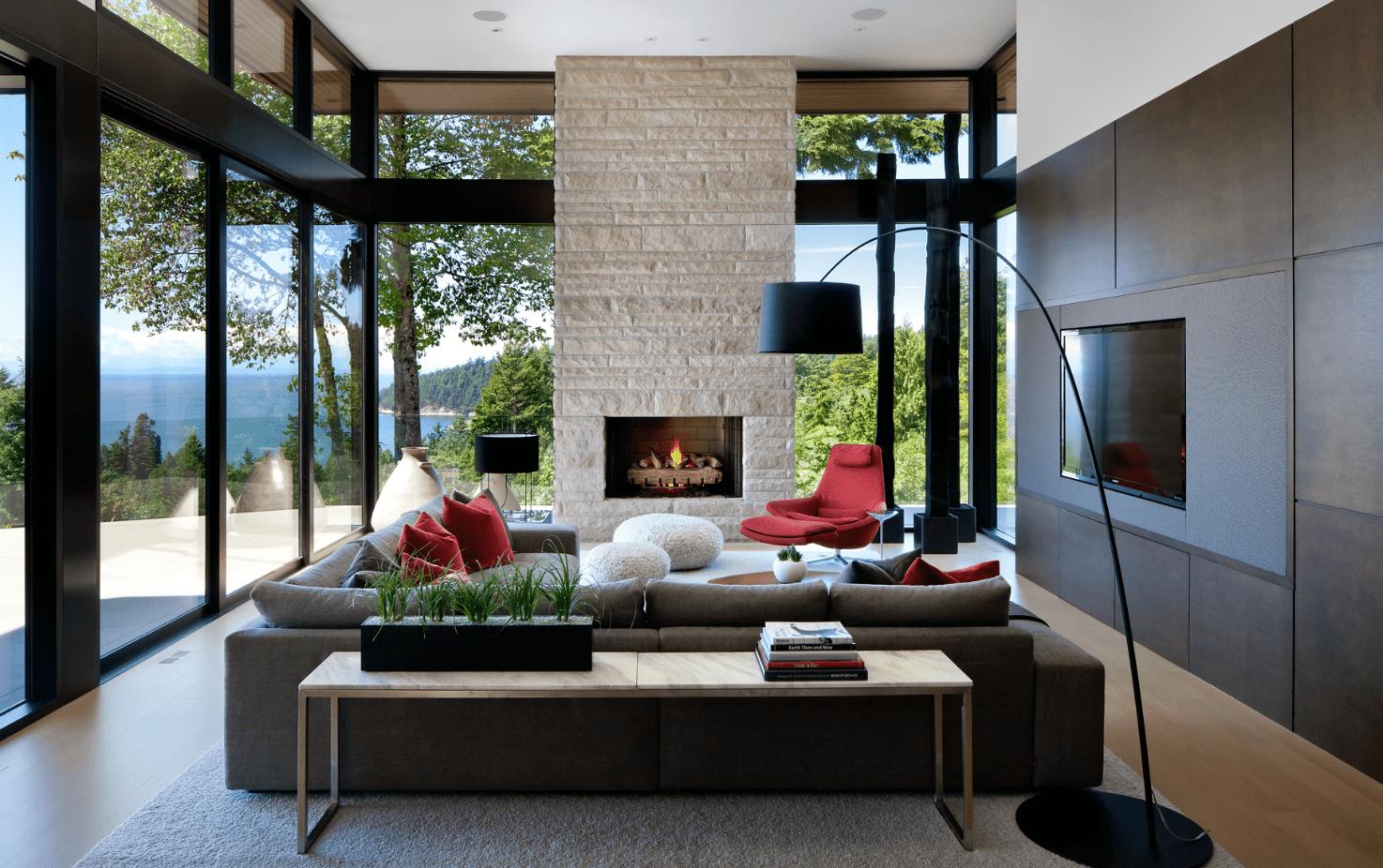 How To Design A Modern Living Room