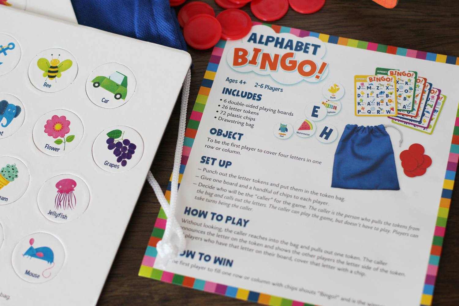"9e521bfb6e80 One reason our testers liked this toy was because it had educational value:  ""This bingo set helps your little one recognize uppercase letters in an ..."