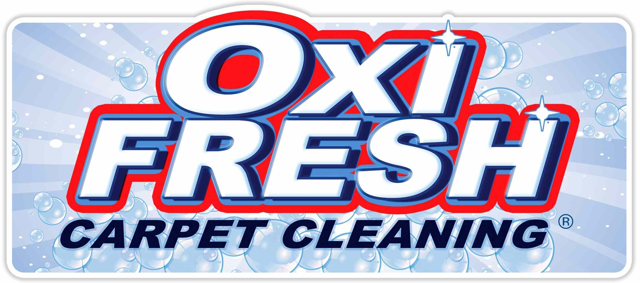 Oxi-Fresh Carpet Cleaning