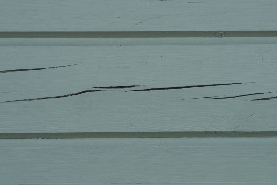 Damaged Wood Siding