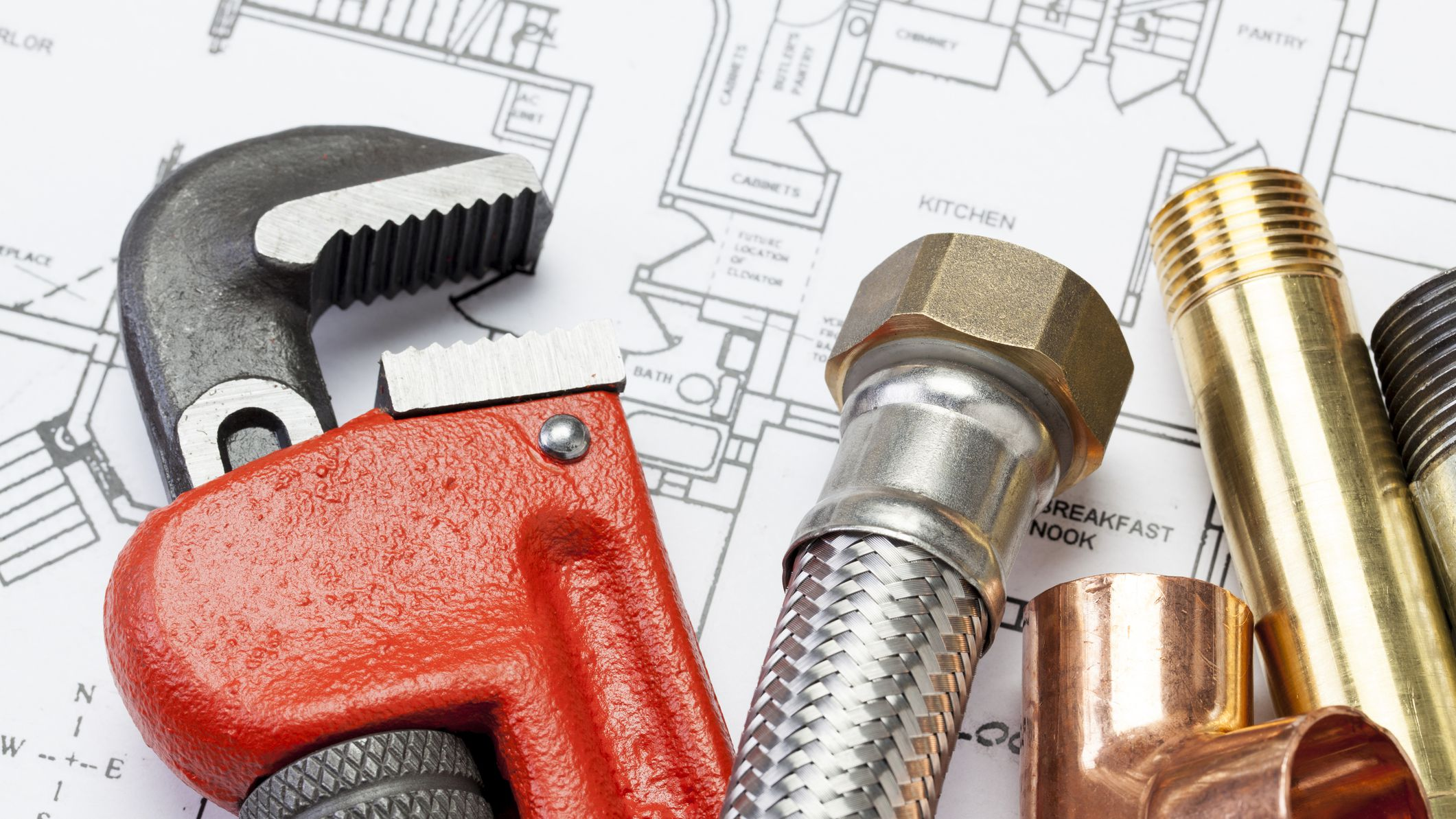 Ten Useful Tools And Materials For Plumbing Projects