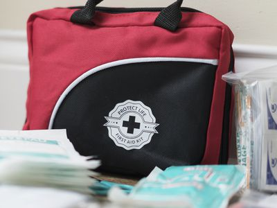 Protect Life Emergency First-Aid Kit