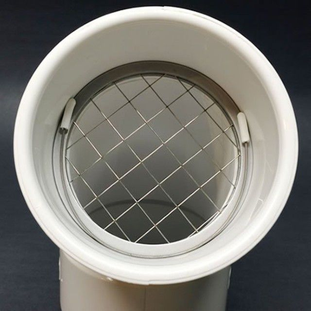 Outdoor Vent Covers >> How to Select an Exhaust Vent Screen for Your Furnace
