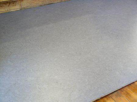 Linoleum can be a good choice for basements