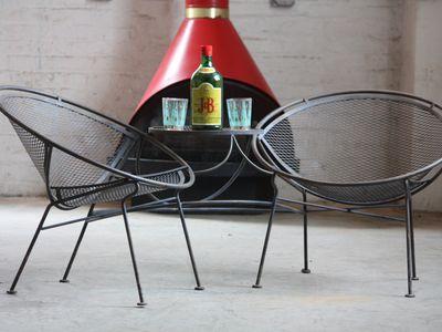 where to find vintage garden furniture