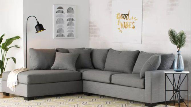 Enjoyable The 8 Best Sectional Sofas Of 2019 Machost Co Dining Chair Design Ideas Machostcouk