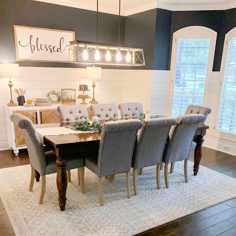19 Urban Dining Room Designs Decorating Ideas: 2020 Interior Design Trends