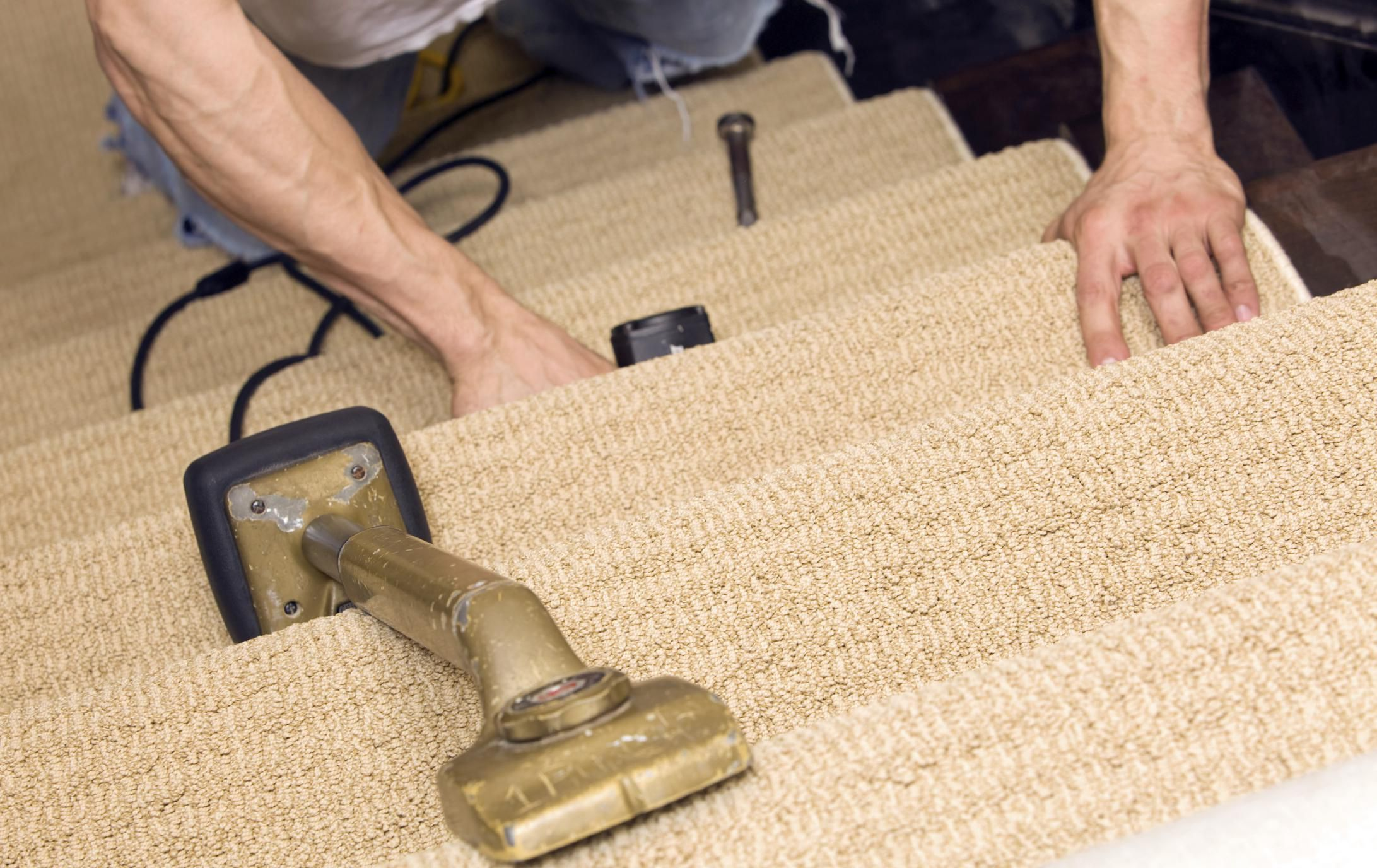 Prepping Your Stairs To Install Carpet