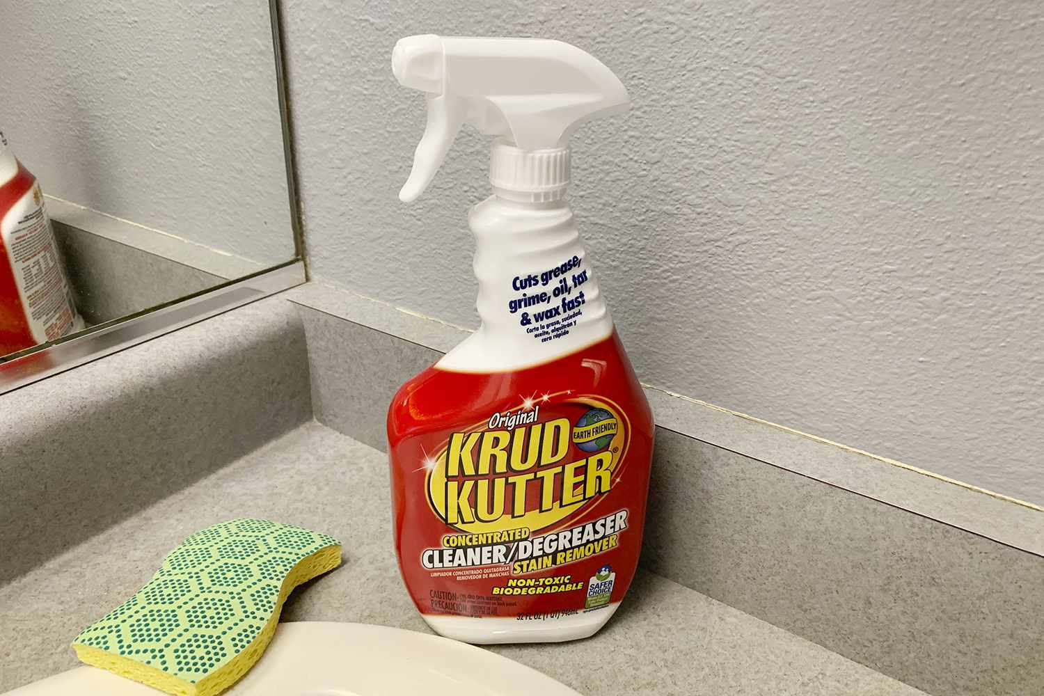 Krud Kutter Concentrated Cleaner and Degreaser