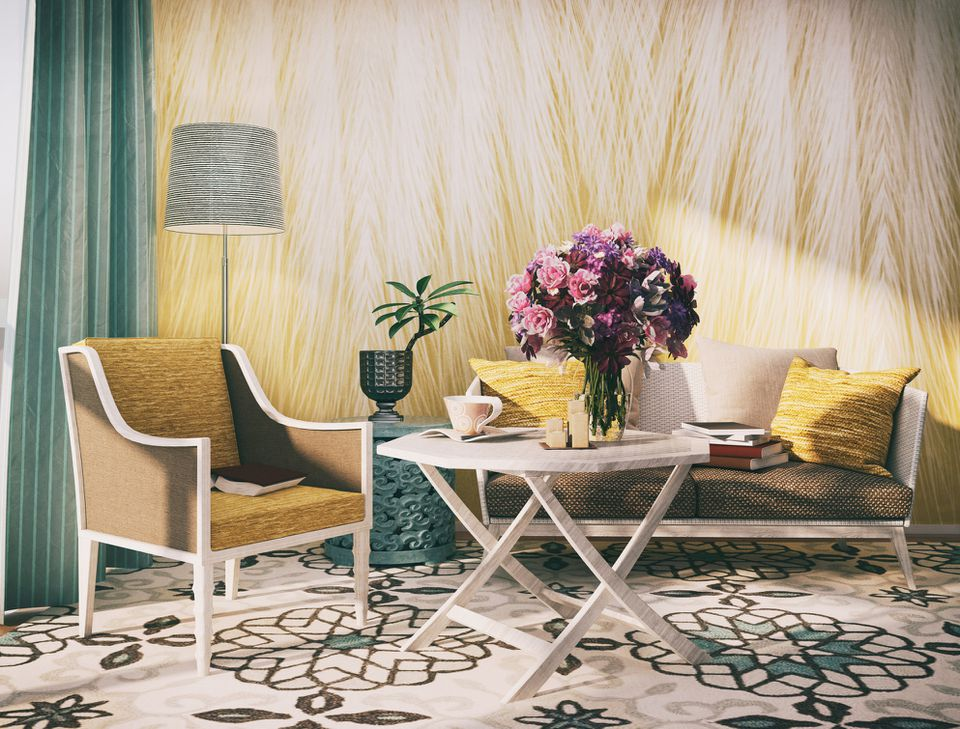 A Decorator's Guide to Bohemian Style on southwestern bedroom ideas, soothing bedroom color ideas, calm room ideas, bedroom paint color ideas, old hollywood bedroom ideas, calm bedroom color,