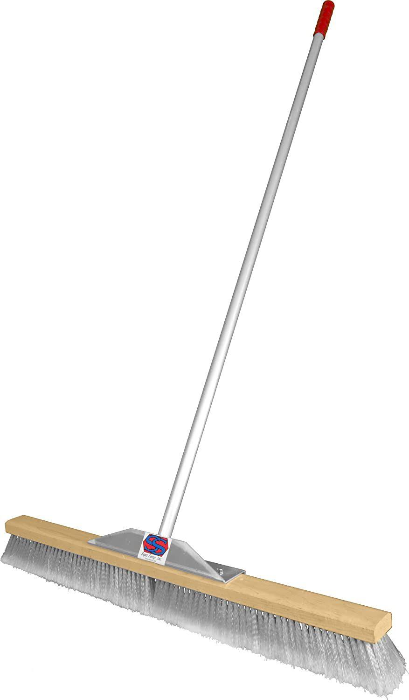 Super Sweep Inc. 36-Inch Gray Flagged Broom