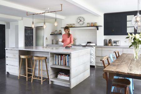 kitchen window decor burlap blakes london farmhouse kitchen gorgeous modern farmhouse kitchens