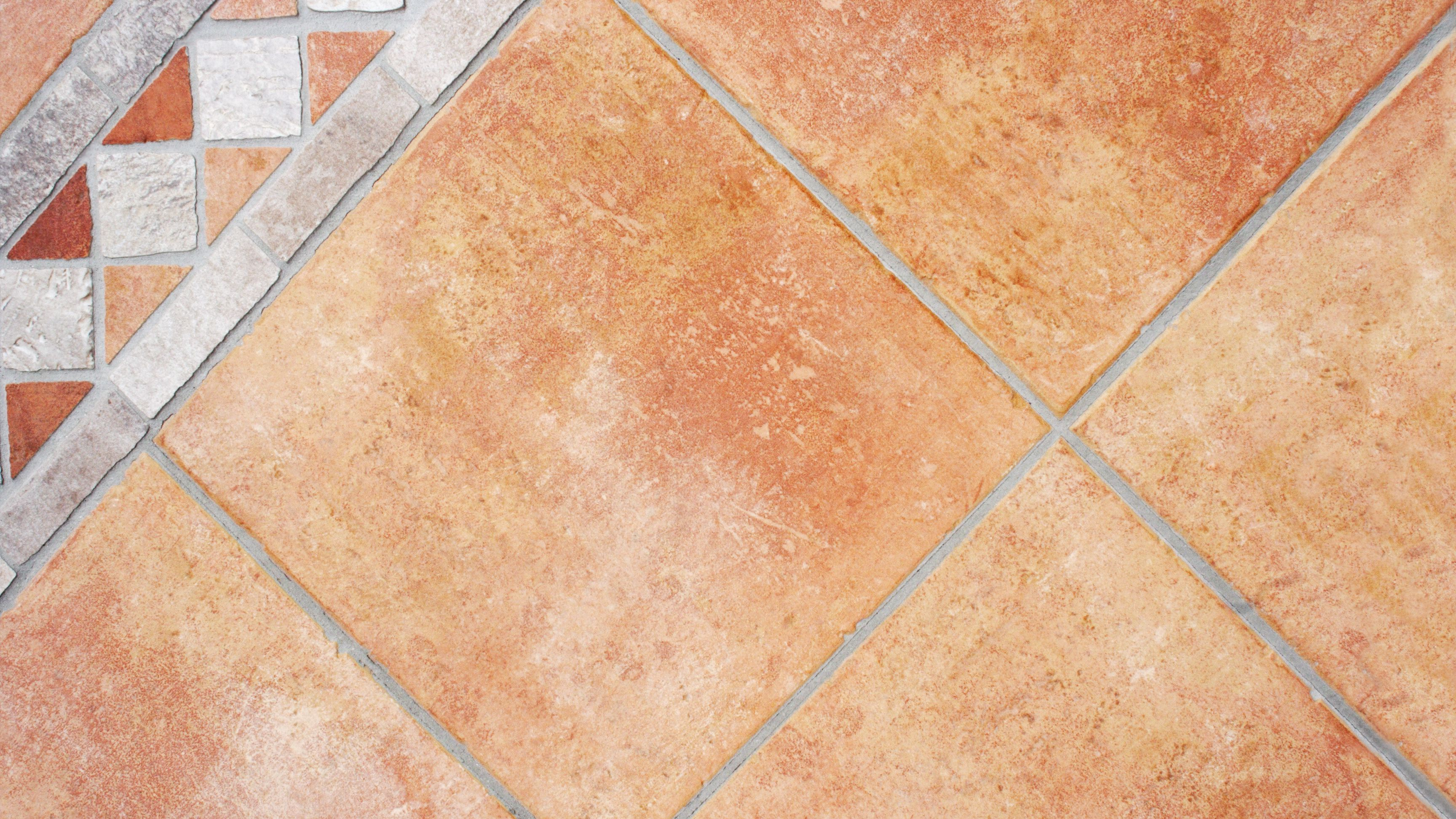 How To Paint Faux Terra Cotta Flooring