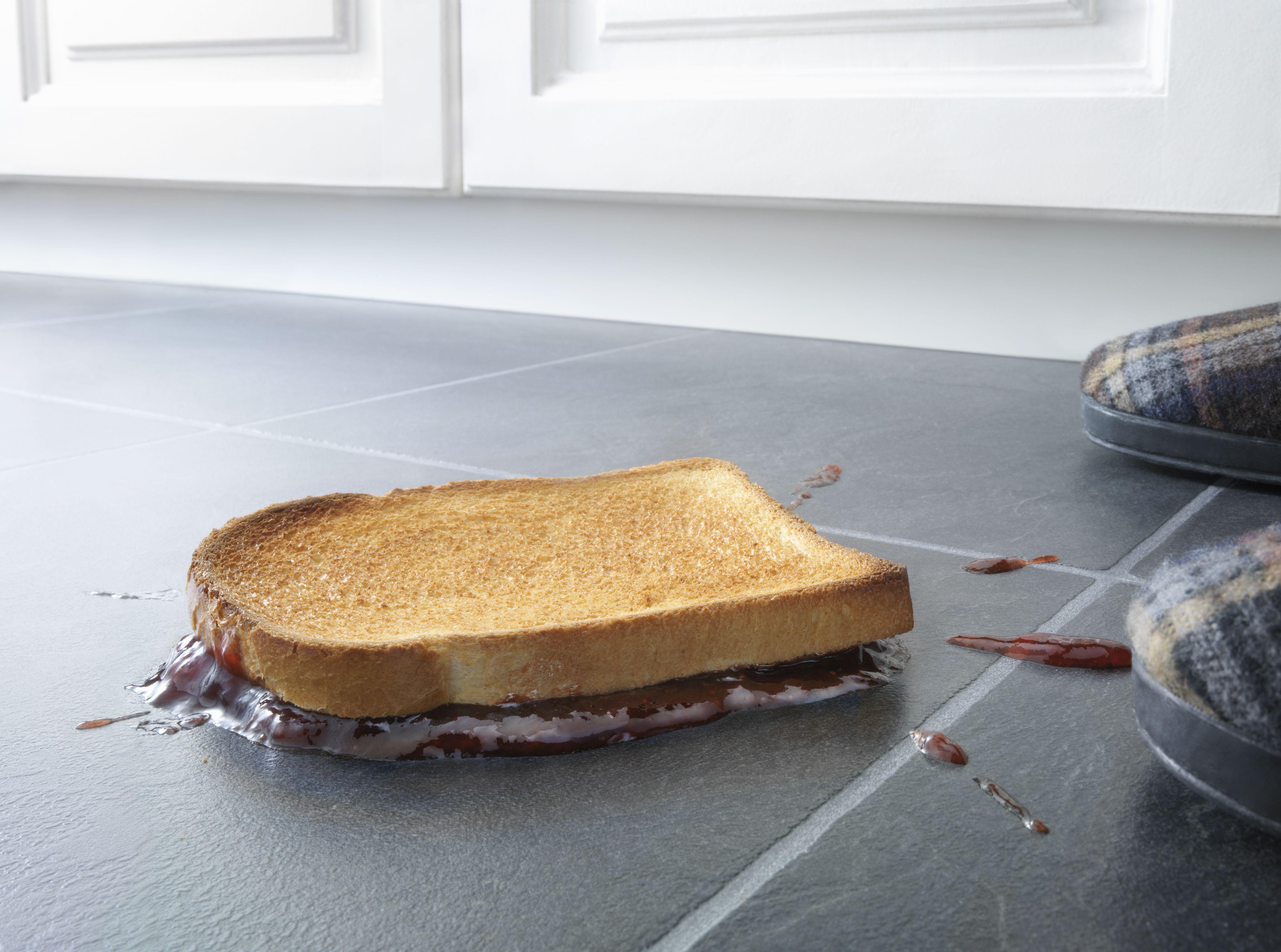Toast on Floor