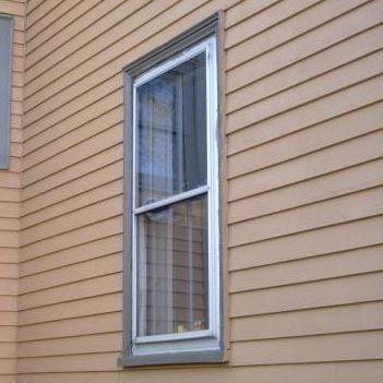 Exterior Storm Window