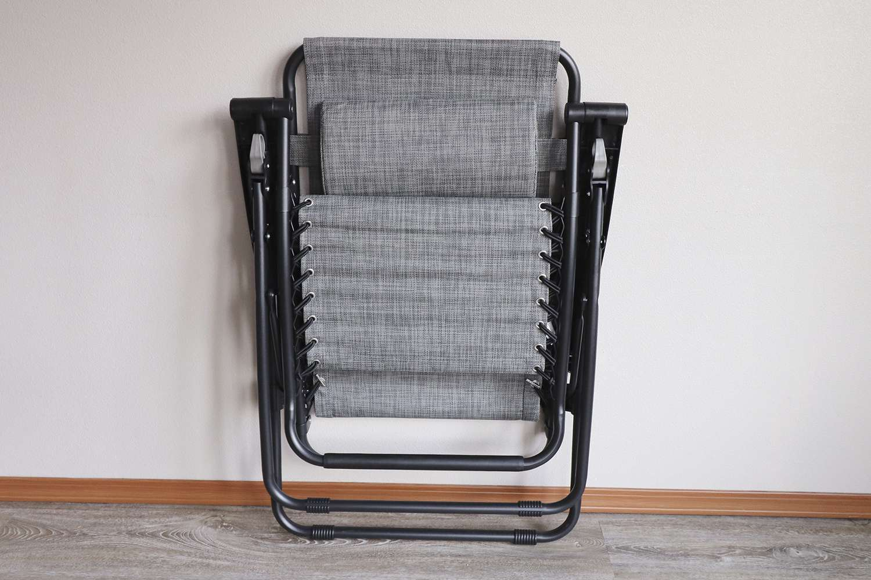 Caravan Global Zurn Pex Zero Gravity Chair