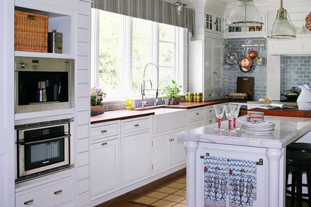 25 Beautiful Farmhouse Style Kitchens