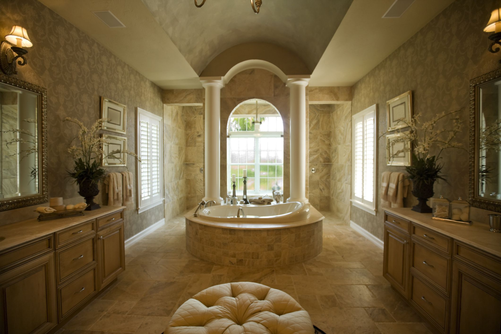 Travertine Flooring Pros and Cons