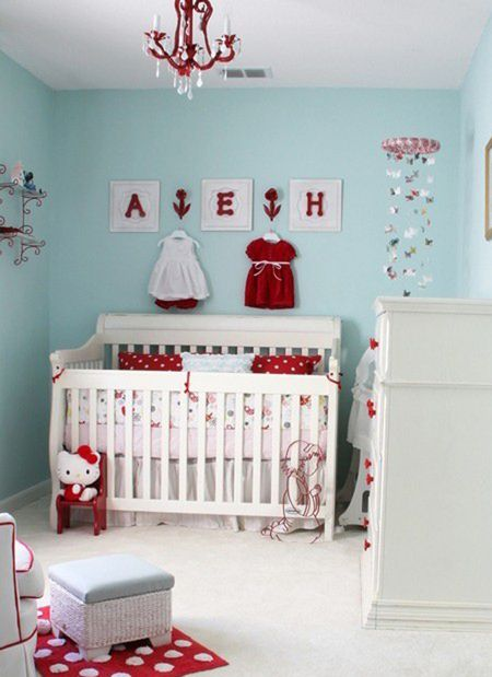 Gender-Neutral Color Schemes for a Baby\'s Nursery