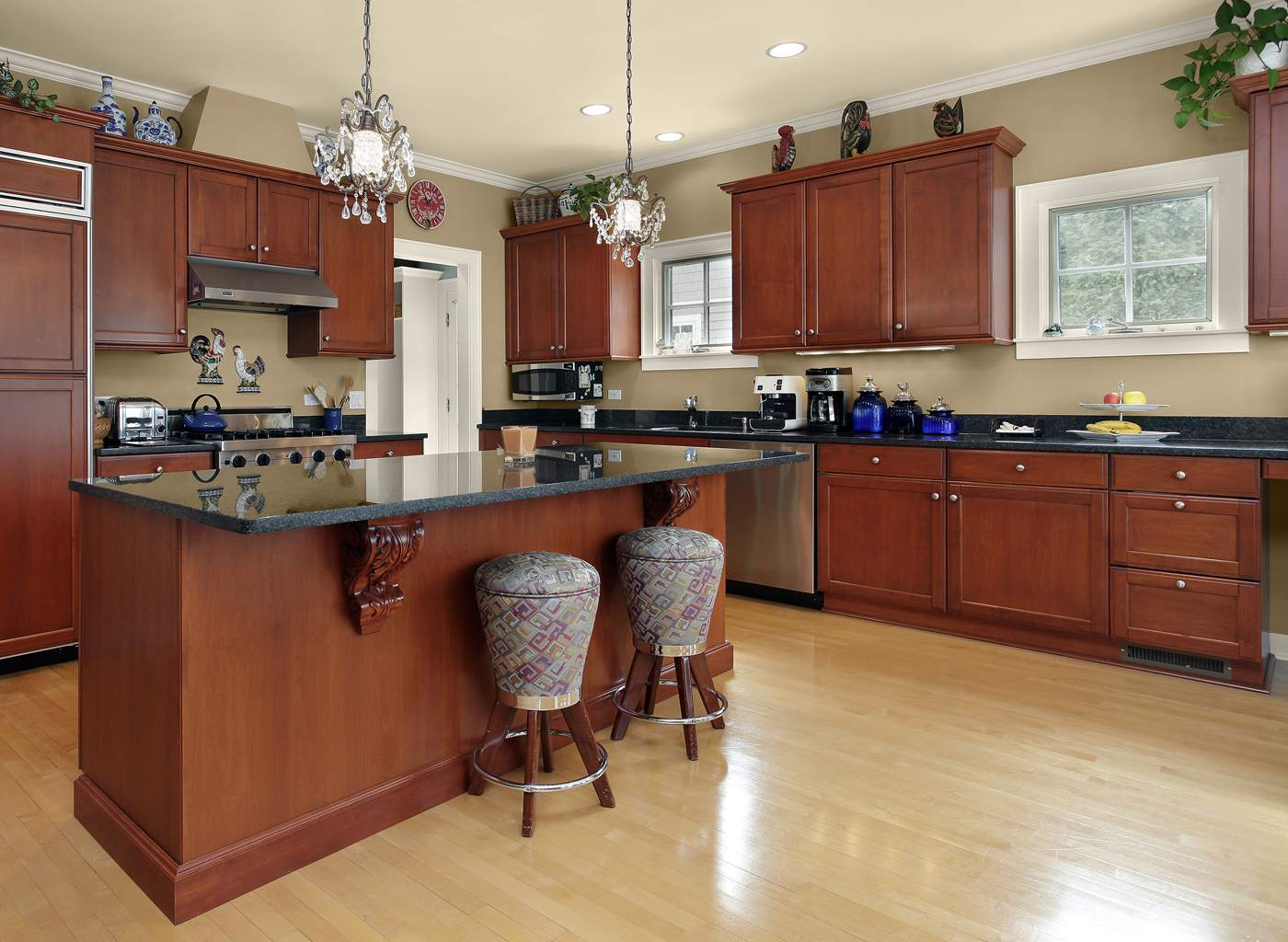 Paint Color Suggestions For Your Kitchen - Colored-kitchens