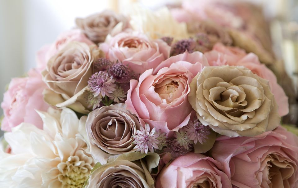 Vintage wedding flowers ideas and suggestions julie toythe image bankgetty images junglespirit Gallery