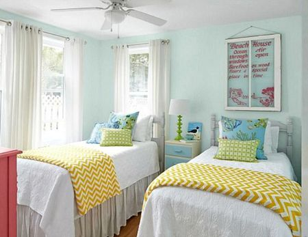 Shared Children S Beach Bedroom Living Es