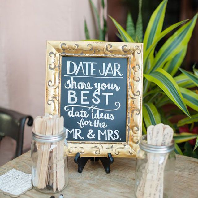 Date Night Suggestions Guest Book