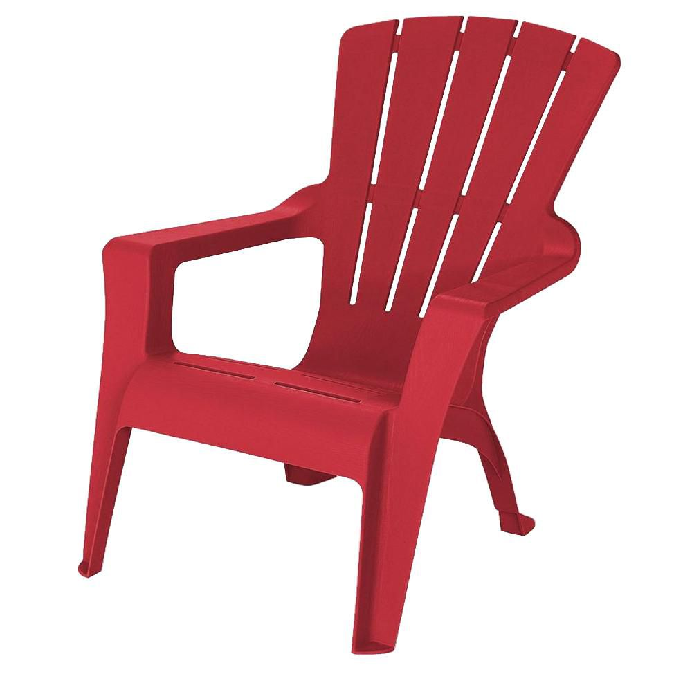 Patio chair courtesy of home depot