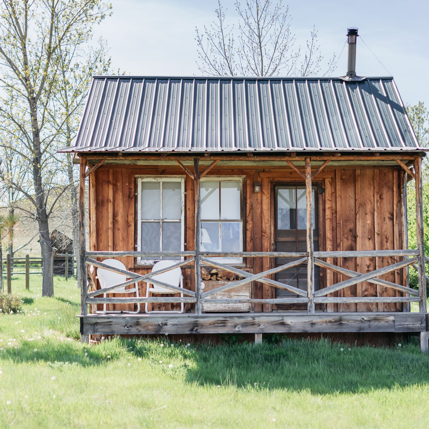 4 Free Diy Plans For Building A Tiny House