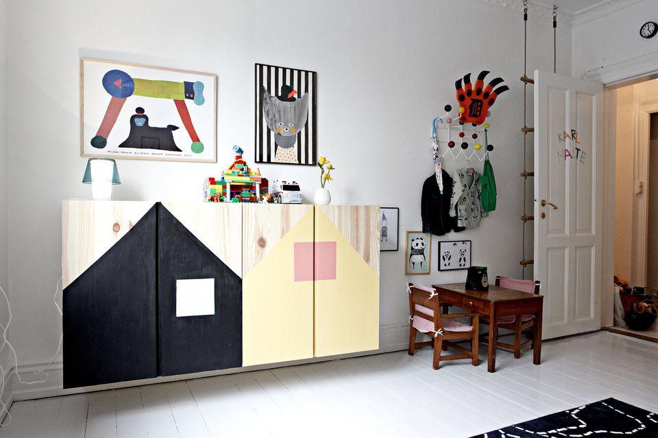 Childrens Kids 3 Tier Toy Bedroom Storage Shelf Unit 8: 21 Best IKEA IVAR Storage Hacks