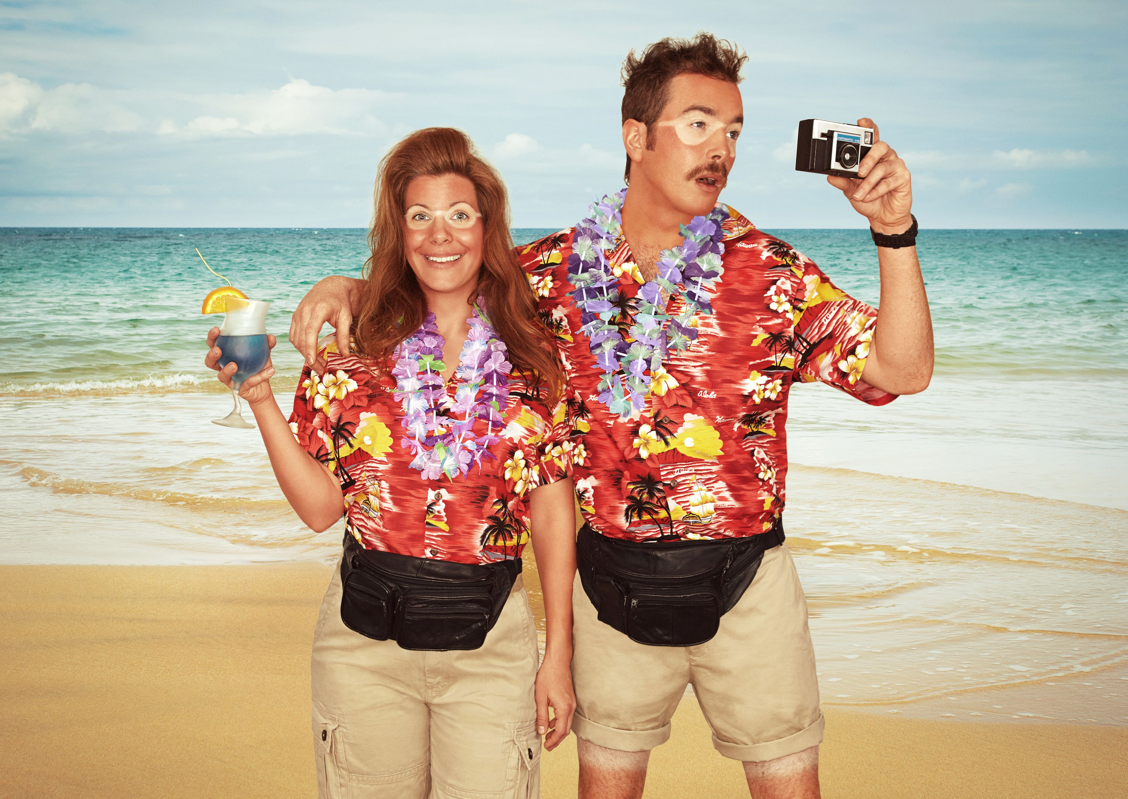 Luau Party: What Will You Wear?