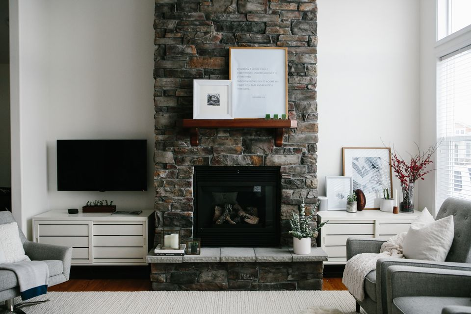 Fireplace Mantels Ideas To Warm