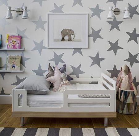 19 Metallic Wallpaper Prints For Nurseries Kids Rooms