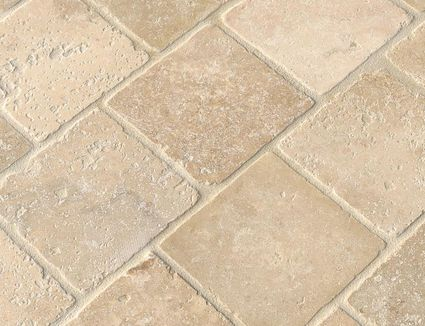 Travertine Tile Flooring - Buyer\'s Guide and Overview