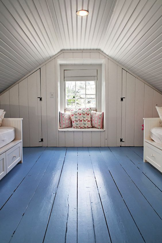 10 Rooms With Amazing Painted Floors