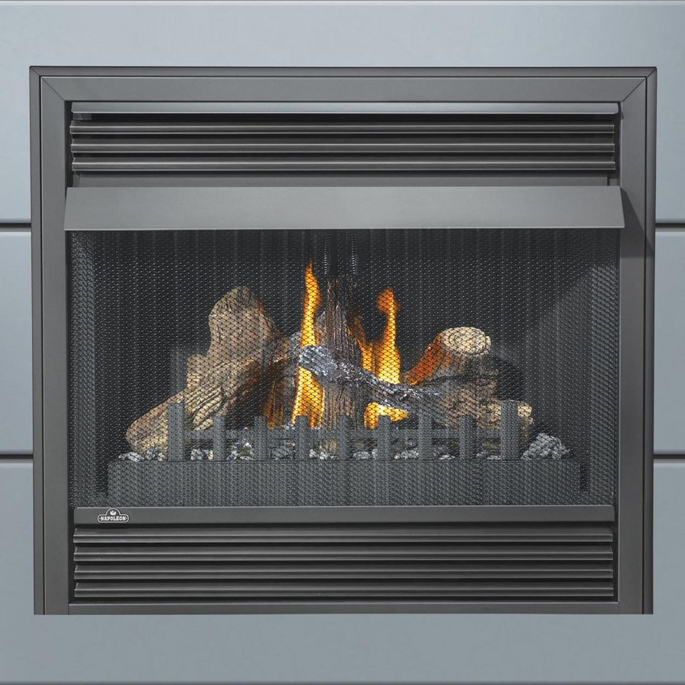 "Napoleon Grandville VF Series 37"" Vent Free Natural Gas Fireplace"