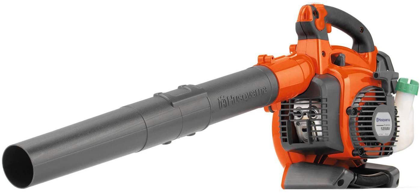 125BVX 28-cc 2-Cycle Gas Leaf Blower with Vacuum Kit