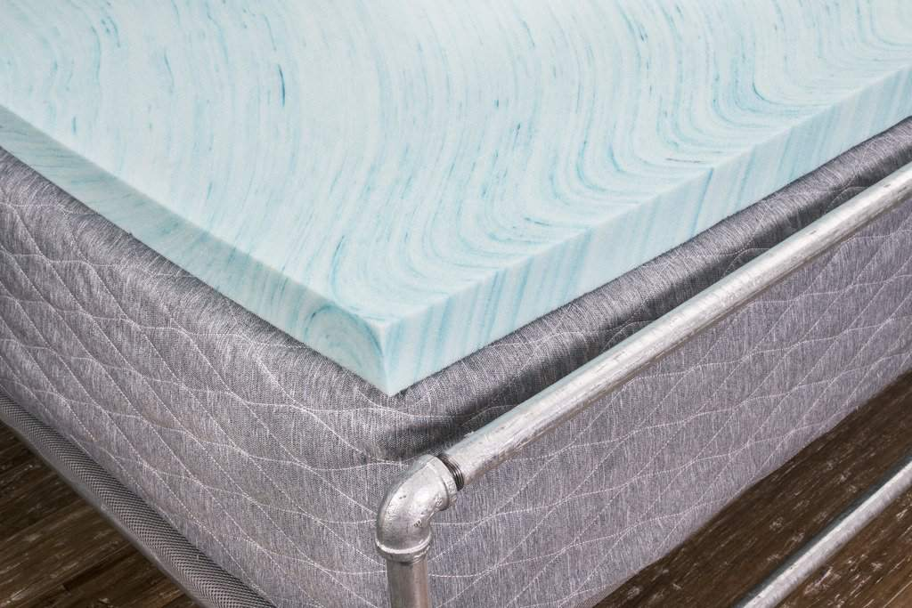 The 9 Best Mattress Toppers to Buy in 2018 How To Clean Mattress Topper on fleas on mattress, recycle mattress, bed bug stains on mattress, dirt on bed bug mattress,