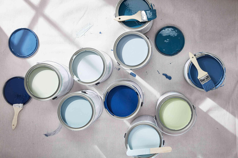 Cool paint colors