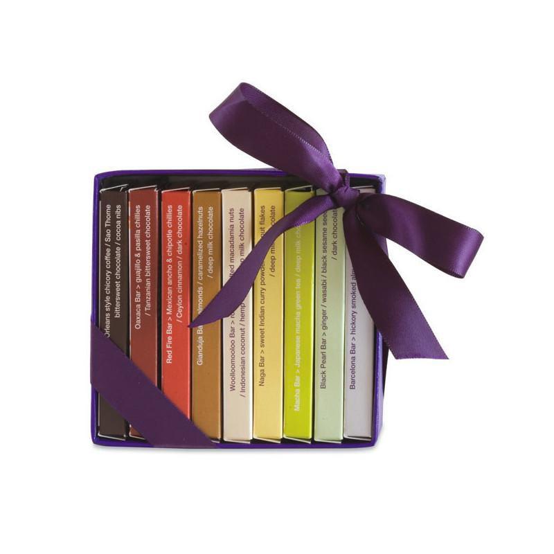 Vosges Mini Exotic Chocolate Library