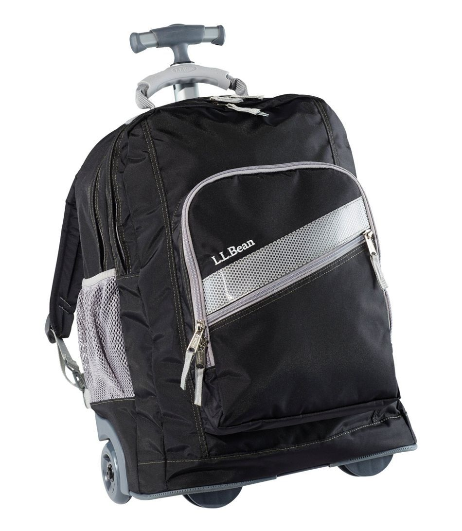 L.L. Bean Rolling Deluxe Book Pack