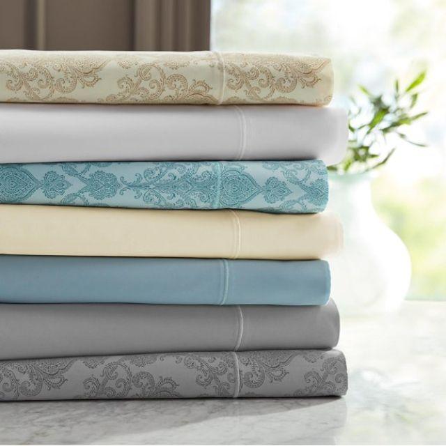 Hotel Style Luxury Cotton Sheet Set