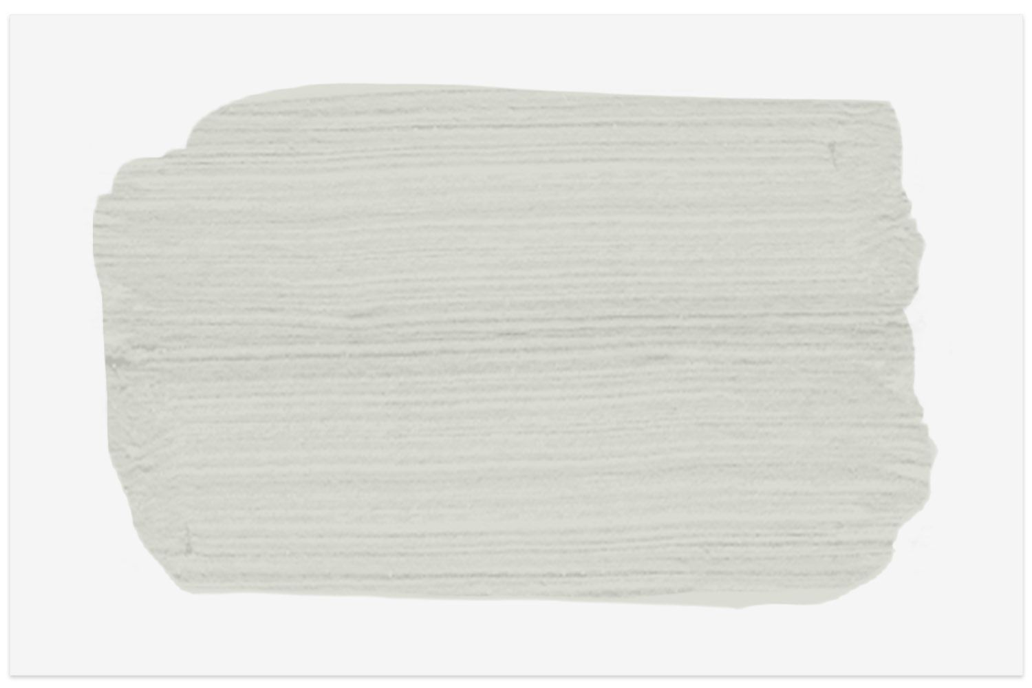 Silver Feather BWC-29 paint swatch from Behr