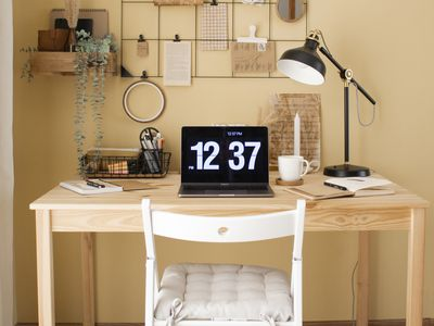 How To Create Better Home Office Lighting