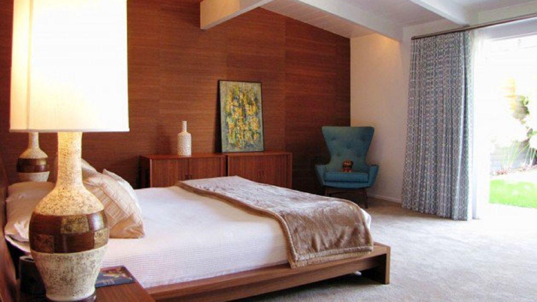 Image of: 24 Mid Century Modern Bedroom Decorating Ideas