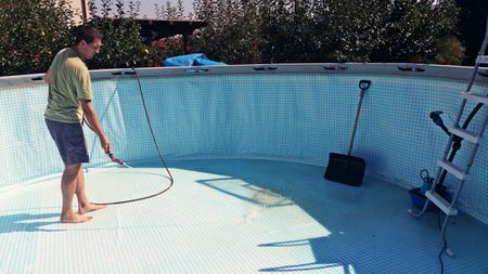 How to Winterize Your Above-Ground Swimming Pool